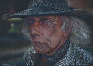 Graham Canwell_James Goldstein pencil drawing