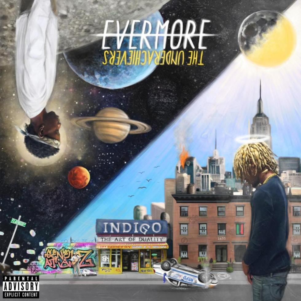 the underachievers evermore:the art of duality
