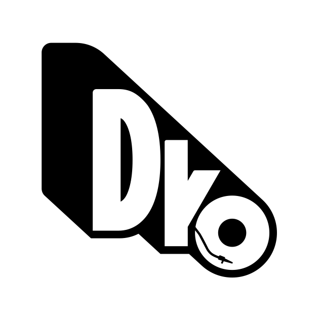 D.KO records logo